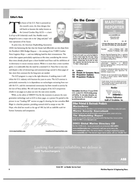 Maritime Reporter Magazine, page 6,  Aug 2003 The Shipbuilding Report Weekly