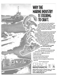 Maritime Reporter Magazine, page 2nd Cover,  Sep 2003 deck machinery