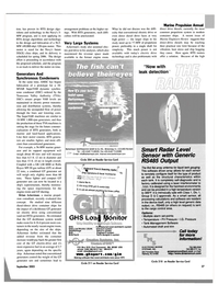 Maritime Reporter Magazine, page 27,  Sep 2003 HTS design algorithms