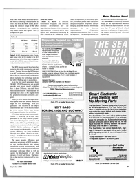 Maritime Reporter Magazine, page 29,  Sep 2003 New Jersey