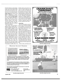 Maritime Reporter Magazine, page 39,  Sep 2003 Laser