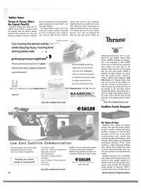 Maritime Reporter Magazine, page 42,  Sep 2003