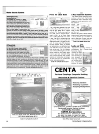 Maritime Reporter Magazine, page 46,  Sep 2003 Illinois