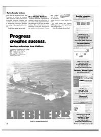 Maritime Reporter Magazine, page 48,  Sep 2003 South Washington