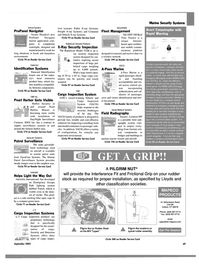 Maritime Reporter Magazine, page 49,  Sep 2003 Laser