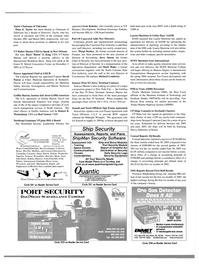 Maritime Reporter Magazine, page 50,  Sep 2003 Northrop Grumman