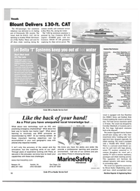 Maritime Reporter Magazine, page 10,  Oct 2003 Satellite TV