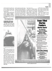 Maritime Reporter Magazine, page 11,  Oct 2003 California