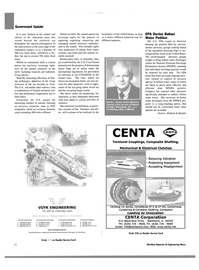 Maritime Reporter Magazine, page 22,  Oct 2003