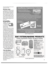 Maritime Reporter Magazine, page 25,  Oct 2003