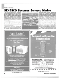 Maritime Reporter Magazine, page 30,  Oct 2003