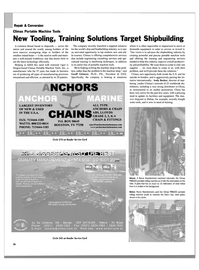 Maritime Reporter Magazine, page 38,  Oct 2003