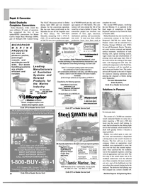 Maritime Reporter Magazine, page 40,  Oct 2003 technology of improved thermal characteristics
