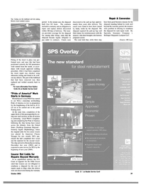 Maritime Reporter Magazine, page 41,  Oct 2003