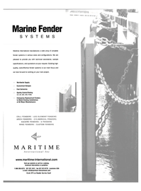 Maritime Reporter Magazine, page 51,  Oct 2003