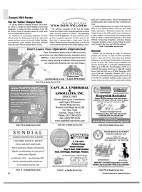 Maritime Reporter Magazine, page 52,  Oct 2003