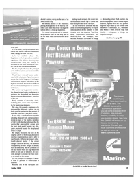 Maritime Reporter Magazine, page 61,  Oct 2003 Round Table