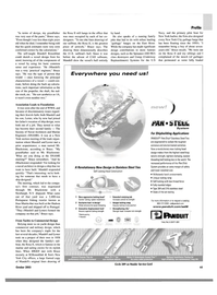 Maritime Reporter Magazine, page 67,  Oct 2003