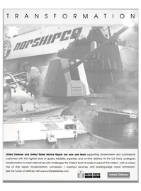 Maritime Reporter Magazine, page 5,  Oct 2003 overhaul services