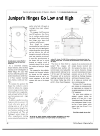 Maritime Reporter Magazine, page 70,  Oct 2003
