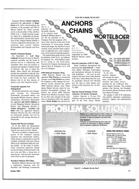 Maritime Reporter Magazine, page 73,  Oct 2003