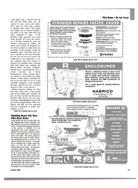 Maritime Reporter Magazine, page 75,  Oct 2003