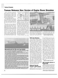 Maritime Reporter Magazine, page 101,  Nov 2003