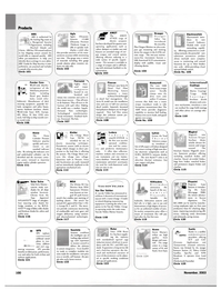 Maritime Reporter Magazine, page 103,  Nov 2003