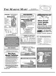 Maritime Reporter Magazine, page 108,  Nov 2003