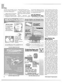 Maritime Reporter Magazine, page 16,  Nov 2003 South America
