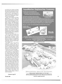 Maritime Reporter Magazine, page 23,  Nov 2003