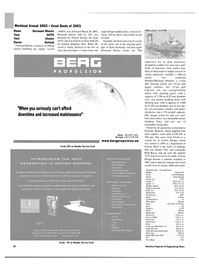 Maritime Reporter Magazine, page 30,  Nov 2003 Normand Master