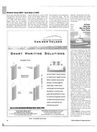 Maritime Reporter Magazine, page 32,  Nov 2003