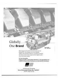 Maritime Reporter Magazine, page 38,  Nov 2003 Detroit Diesel