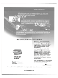 Maritime Reporter Magazine, page 44,  Nov 2003 Least Cost Routing technology