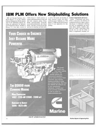 Maritime Reporter Magazine, page 47,  Nov 2003