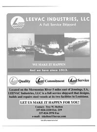 Maritime Reporter Magazine, page 3,  Nov 2003 J Commitment Service