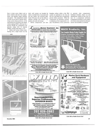 Maritime Reporter Magazine, page 48,  Nov 2003 California