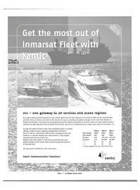 Maritime Reporter Magazine, page 50,  Nov 2003