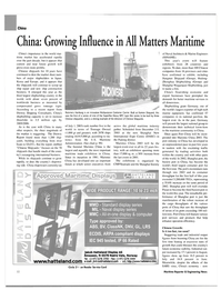Maritime Reporter Magazine, page 55,  Nov 2003 Shanghai New International Expo Centre