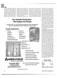 Maritime Reporter Magazine, page 57,  Nov 2003