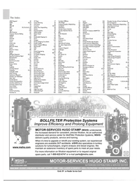 Maritime Reporter Magazine, page 4,  Nov 2003 Louisiana