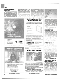 Maritime Reporter Magazine, page 59,  Nov 2003 Key technology