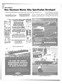 Maritime Reporter Magazine, page 61,  Nov 2003 Indiana