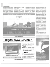 Maritime Reporter Magazine, page 63,  Nov 2003 Aluminum Association
