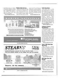 Maritime Reporter Magazine, page 67,  Nov 2003 Oceania