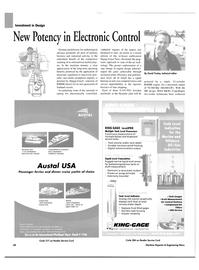 Maritime Reporter Magazine, page 71,  Nov 2003 USN Service