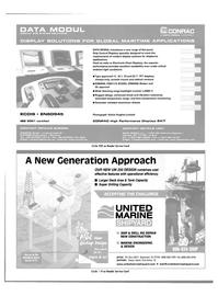 Maritime Reporter Magazine, page 72,  Nov 2003