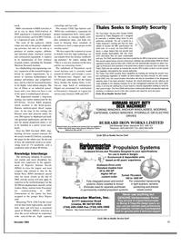 Maritime Reporter Magazine, page 74,  Nov 2003