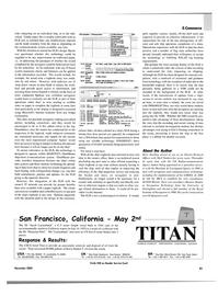 Maritime Reporter Magazine, page 88,  Nov 2003